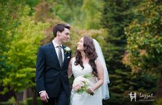 Lazzat Photography | Seattle-Tacoma Trinity Lutheran Church Wedding | Bride & Groom Portrait Couple Outdoor Summer Session