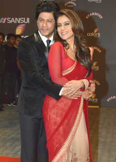 Shah Rukh Khan, Salman Khan, Kajol, Amitabh Bachchan, Aishwarya Rai Bachchan and other Bollywood celebs attended the Sansui Colors Stardust Awards 2015 in Mumbai. We have pictures. Bollywood Stars, Bollywood Couples, Indian Bollywood, Bollywood Fashion, Bollywood Bikini, Indian Celebrities, Bollywood Celebrities, Bollywood Actress, Kajol Saree