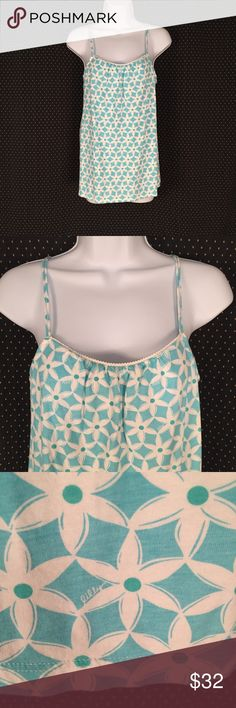 """Lilly Pulitzer Floral Tank Top Size S Brand: Lilly Pulitzer Size: S Description: Adjustable straps; built-in bra, soft and lightweight; 4.5"""" side slit Condition: Very Good Fabric: 100% cotton Bust: 30"""" Length: 17"""" Item #1605 Bundle Discount Available! Reasonable offers welcome! No trades please.. Thanks for stopping by!! #Poshmark #Poshmarkapp #Poshmarkcloset Lilly Pulitzer Tops Tank Tops"""