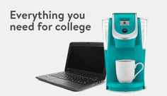 Everything you need for college