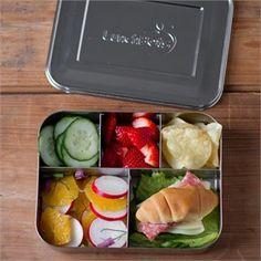 Bento lunchbox broodtrommel 20x15x4 Cinco LunchBots
