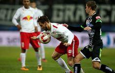 SK Sturm Graz gegen FC Red Bull Salzburg