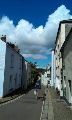 Totnes, South Devon, England