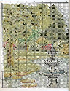 Garden Scene 2/5