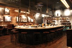 Barcelona Wine Bar: Tapas, Ramblas-style, in Washington Square
