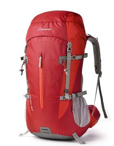 Mountaintop Hiking Backpack Outdoor Backpack Travel Backpack Climbing  Backpack Camping Backpack Mountaineering Backpack with Rain    See this  great item ... 9e18f58583