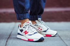 J.Crew × New Balance『998 Independence Day』