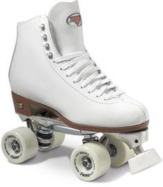Fame Artistic Roller Skates Fame boot is all vinyl with a soft microfiber lining. Designed in both mens and womens lasts for the perfect fit. Boot construction is narrow in both the toe box and the he