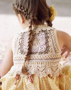 noa noa lookbook - vintage inspired crochet for little ladies