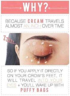 rodan and fields eye cream instructions - Google Search