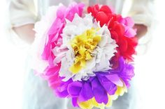Use these sumptuous peony, aster and mum blooms as a centerpiece for a wedding or to make a bouquet for Valentine