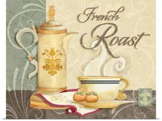 Coffee - French Roast / Joy Hall