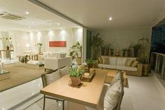 Terraço empreendimento Les Residences de Monaco #RJ