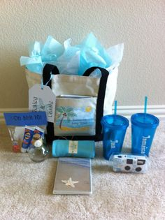 Gift Bag Ideas
