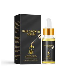 LAVDIK2 Ginger Fast Hair Growth Serum Essential Oil Anti Preventing Ha – MySpork