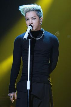 Taeyang has a nice figure