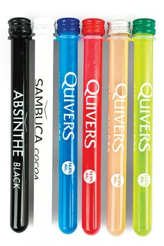 Quivers - Test Tube shots, 20ml Test Tube Drink Manufactures