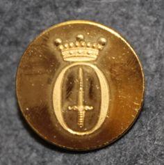 Överums Bruk AB, 24mm gilt