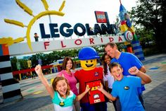Visit the world's largest LEGOLAND in style: VIP tours now available! This week LEGOLAND Florida announced final plans for their VIP Experiences, available at just the theme park or as a combo tour including their new water park. Get all the details...
