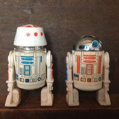 Droid Set by dANs Parents House