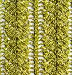 Todo crochet: Hermoso punto al crochet