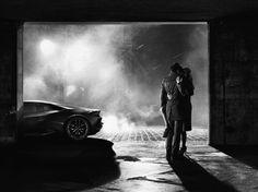 Lamborghini Film Noir - veit gross - visual artist