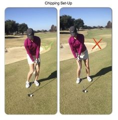 Don't Chunk Your Chips | KPJ Golf