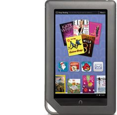 Could not live without my Nook!