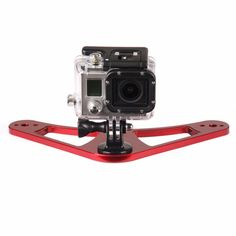 Ikelite Steady Tray for GoPro. Say goodbye to shaky photos and videos! Handles, arms, and pistol grip accessories also available to accommodate your comfort preferences and lighting needs. Photography Guide, School Photography, Photography Contests, Photography Courses, Photography For Beginners, Photography Workshops, Photography Camera, Photography Equipment, Underwater Photography