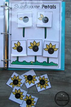 I hope these ideas and Interactive Math Binder are fun and helpful for the students you work with. You can purchase the printables by clicking the link to this product in our store. Preschool Binder, Math Binder, Preschool Art Activities, Social Studies Activities, Book Activities, Toddler Activities, Counting Activities, File Folder Games, Felt Quiet Books