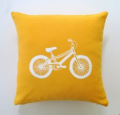 Pillow Cover Cushion Cover Accent Pillow  by SweetnatureDesigns, $28.00