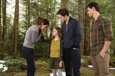 """Twilight Breaking Dawn Part 2 - If you've read the books, you don't know what happens next!!  Yes there is a deviation from the story.  I was sitting there thinking """"I don't remember that happening in the book"""" a few times before the big reveal, and it is a GOOD one!!"""