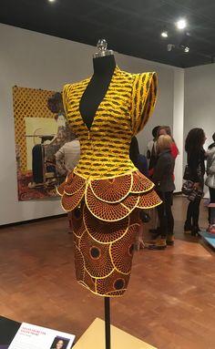 Most creative african print ankara styles of trendy and classy ankara dress styles for women African Print Dresses, African Fashion Dresses, African Attire, African Wear, African Women, African Prints, Ghanaian Fashion, African Inspired Fashion, African Print Fashion