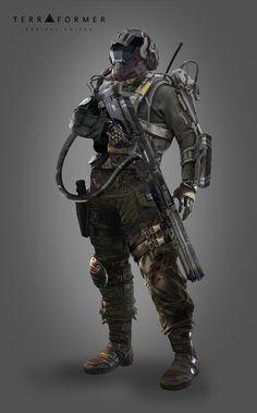 Orbital Sniper, David Halluin on ArtStation at https://www.artstation.com/artwork/orbital-sniper-43cfa99a-254b-4c08-a30b-5d139d9500be