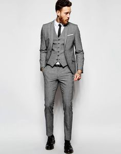 Heart & Dagger Wedding Suit
