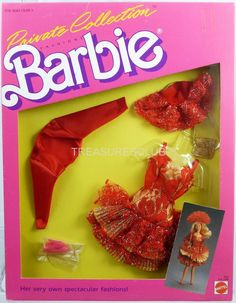 1987 Barbie - Private Collection #4510