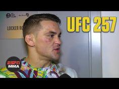 Dustin Poirier talks TKO win vs. Conor McGregor at UFC 257 | ESPN MMA - YouTube