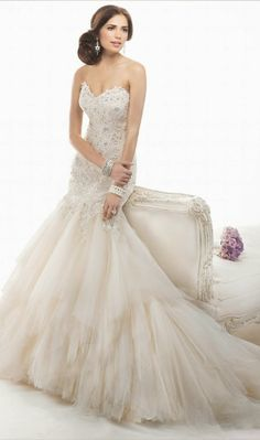 Maggie Sottero 2014 Tuscany Collection  | bellethemagazine.com