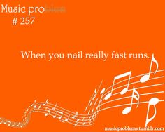 A flutist would understand.... Your fingers sometimes know what to do better than your mind does.