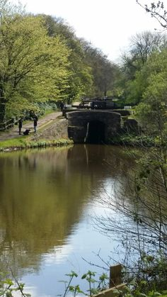 Marple locks Cheshire Canal Boat, Narrowboat, Exotic Places, Rivers, Castles, Locks, Britain, Past, Landscapes