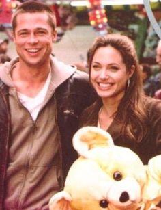 Brad & Angelina