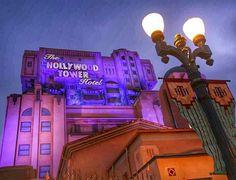 The Hollywood Tower Hotel Hollywood Tower Hotel, Tower Of Terror, Walt Disney Studios, Paris Hotels, Hollywood Studios, Disneyland Paris, Disney Parks, Tokyo, Vacation