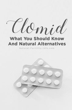 Struggling to achieve pregnancy warrants a doctor's visit and more than likely the first suggestion from your doctor will be a drug called Clomid. Today, Clomid is one of the most utilized and talked about fertility drugs. #clomid #naturalfertility #fertility #naturalfertilityalternatives #NaturalFertilityInfo