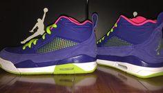 NIKE JORDAN FLIGHT 9.5 GG GIRLS 684895 408 GS Big Kids Sneakers Shoes Size 7Y in Clothing, Shoes & Accessories | eBay