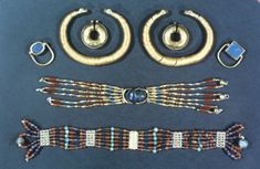 Ancient Egyptian Beads jewelry
