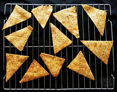 Low-Carb Chili Doritos...Dr. Oz Approved