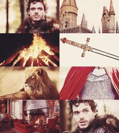 I'm not a Gryffindor but I love how Godric Gryffindor is portrayed by Richard Madden as Robb Stark in here Harry Potter Hermione, Harry Potter Books, Harry Potter Love, Harry Potter Universal, Harry Potter Fandom, Harry Potter World, Hogwarts Founders, Welcome To Hogwarts, Albus Dumbledore