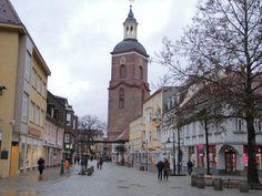 Altstadt Spandau: Blick auf die St. Nikolai-Kirche