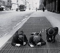 Avant les smartphones, quand les enfants s'amusaient vraiment. durant la crise , 1930.