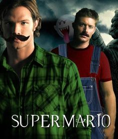Super Mario Bros ;) HAHAHAHAHAHAHAHA!